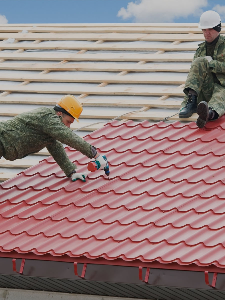 Çatı Demir Perforje İşleri